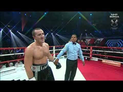 Денис Лебедев — Павел Колодзей |Архив 2014| Мир бокса