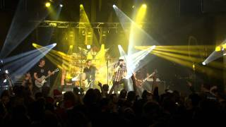Motorjesus - (►) 01 Dirty Pounding Gasoline |HD| Live im Auditorium Erkelenz