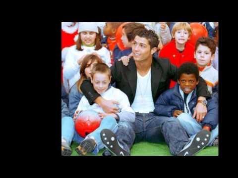 Cristiano Ronaldo biography. Encanto school 9th grade project