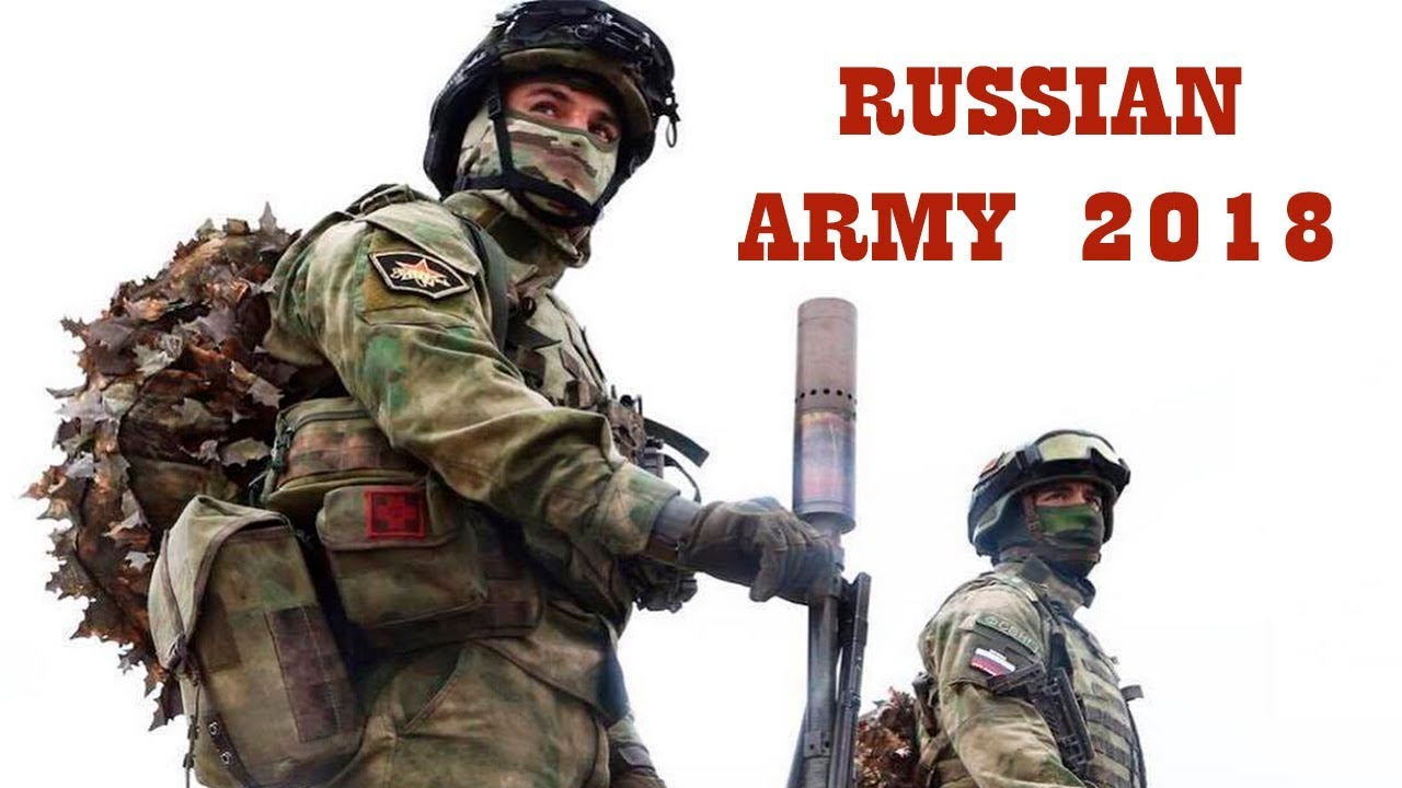 Modern Russian Army 2018 - Russian Military Power - YouTube