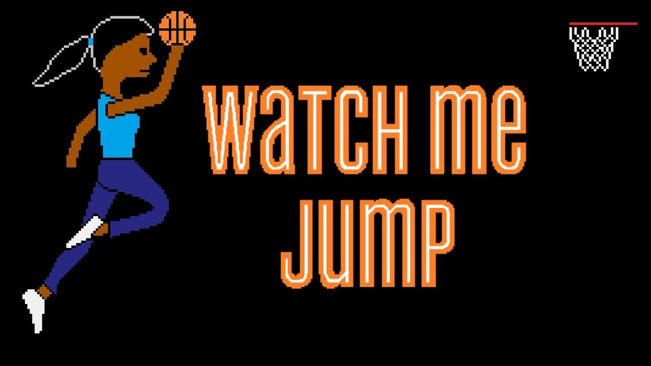 Watch Me Jump Available Now