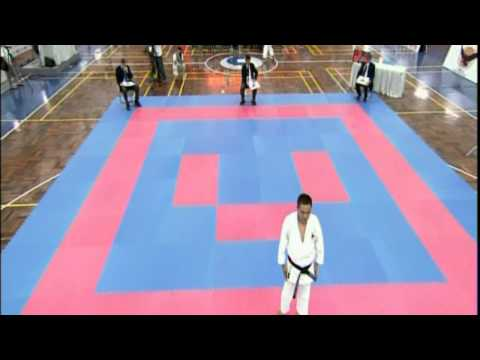 2011 IJKA Taiwan Karate Friendship Tournament Over 40 Kata