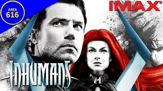 Inhumans (2017-) IMAX | REVIEW