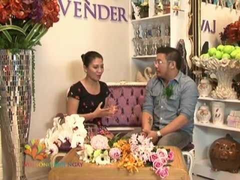 Mẹo giữ hoa tươi lâu - Vui Sống Mỗi Ngày [VTV3 - 09.08.2012]