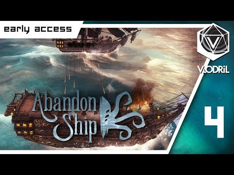 Boarding Action - Let's Play Abandon Ship Part 4 - Early Access