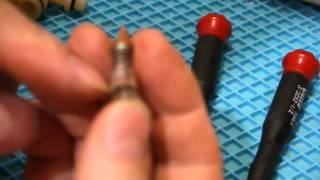 Ремонт кофеварки De'Longhi EC-155 ремонт предохранительного клапана.(Резиновый неизвестный дырявый клапан был выкинут , из полеуретана вырезана ножом шайба 2 мм. толщиной. На..., 2015-12-21T20:30:44.000Z)