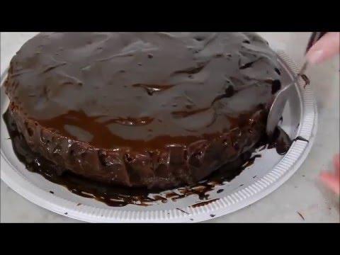 Como Fazer Cobertura de Chocolate #Culinária com Angelica Mendes