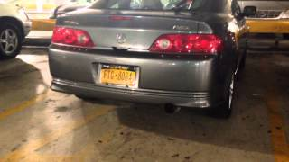 rsx 05 base skunk2 60mm exhaust youtube