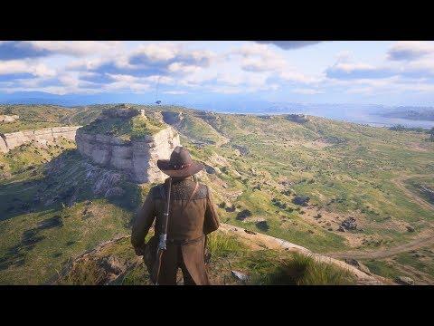 Red Dead Redemption 2 - Combat & Open World Free Roam Gameplay