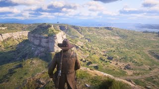 Red Dead Redemption 2 - Combat & Open World Free Roam Gameplay
