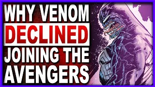 Venom #21 | Venom Turns Down Joining The Avengers & Venom Island Begins!