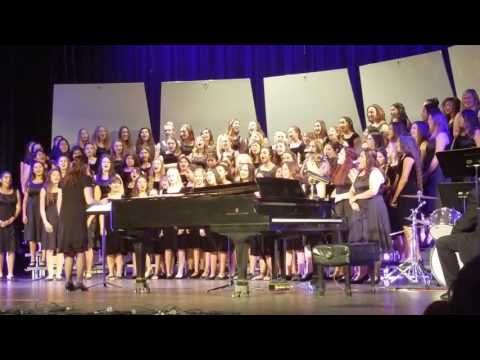 Valley center School Combined Woman voices  - Firework