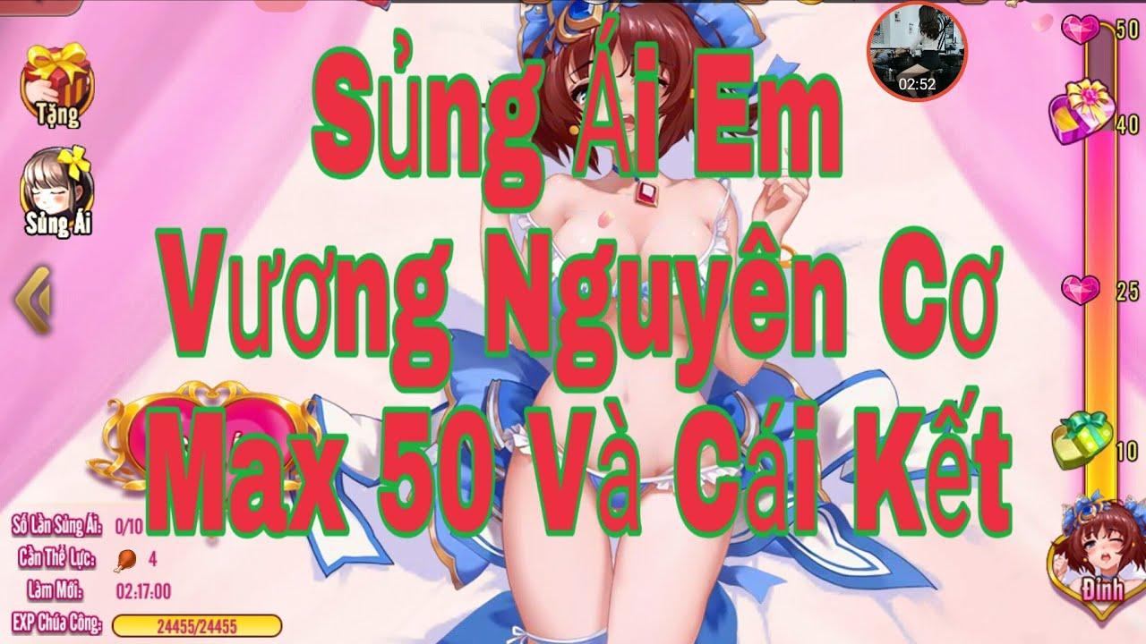 Tam Quốc Phán Xử. Sủng ái Phi Tần. Vương Nguyên Cơ Max 50 | TQPX Channel