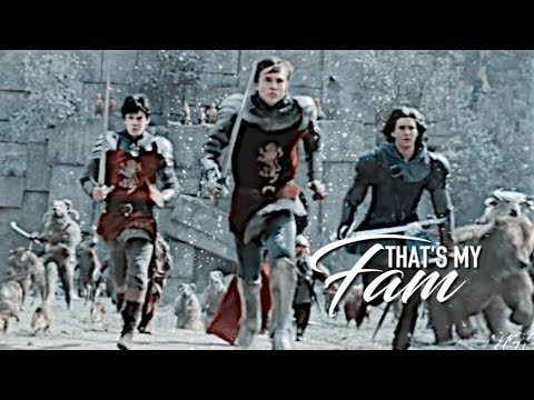 Narnia || That's My Fam