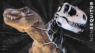 Flat Earth, Feathers & Fossils - Dinosaur | Paleontologist Dr. Don Prothero