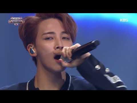 2017 KBS가요대축제 Music Festival - 세븐틴 - Intro+붐붐 (Intro+BOOMBOOM - Seventeen). 20171229