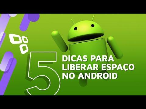 5 dicas para liberar espaço no Android - Dicas [TecMundo]