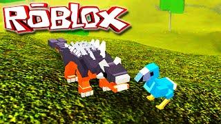 "Dinosaur Simulator ""Roblox"" (Gameplay/PT-BR) - Liga Dos Inscritos "" Euoplocephalus "" (#5)"