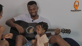TheOhEmGees  Episode 33 - Daddy amp Daughter Music Time ep1