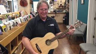 what is an octave ukulele?