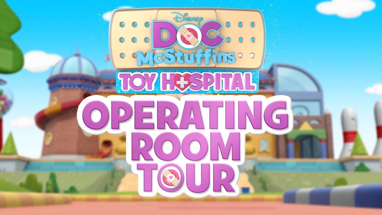 Doc Mcstuffins Tour
