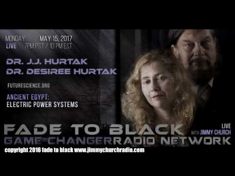 Ep. 657 FADE to BLACK Jimmy Church w/ Drs. JJ and Desiree Hurtak : Ancient Egypt Tech : LIVE