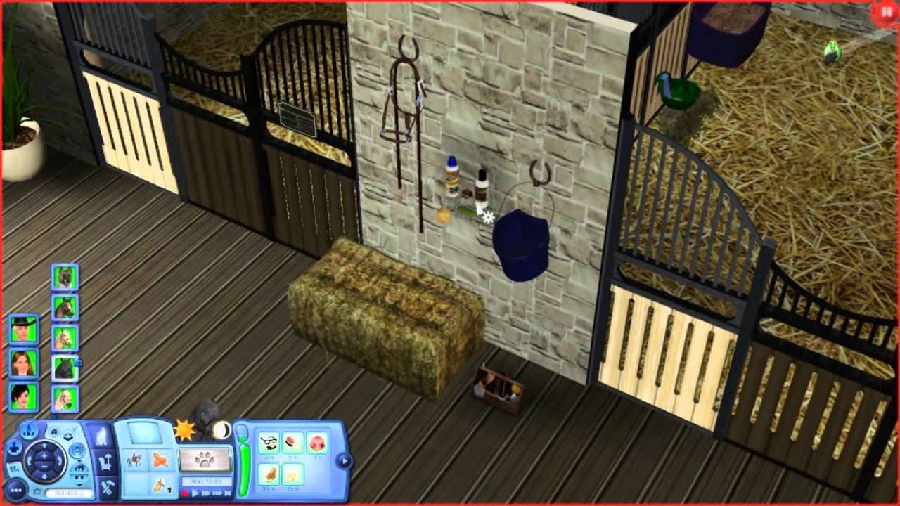 Sims 3 animaux cie pr sentation de mon c e youtube - Telecharger meubles sims 3 ...