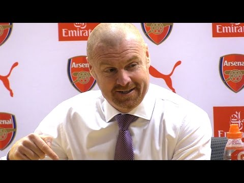 Arsenal 2-1 Burnley – Sean Dyche Full Post Match Press Conference
