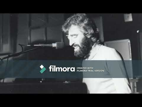 """Richard Manuel - """"What Would I Do Without You?"""" (Ray Charles) Shangri La Studios, March 1976"""