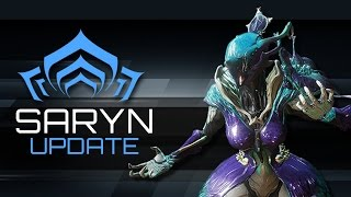 Warframe Saryn 2.0 - Miasma Explained