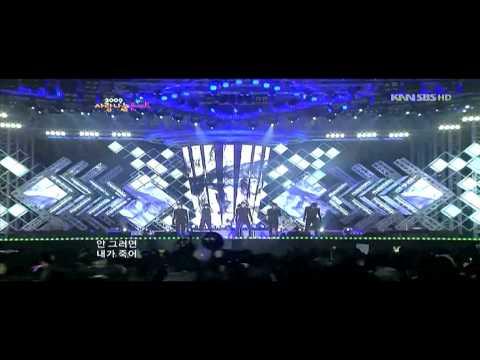 [HD][Fanvid] 9PM(SNSD+2PM)-Heartbeat MV