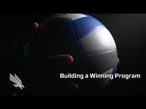 North Texas Volleyball: Building a Program