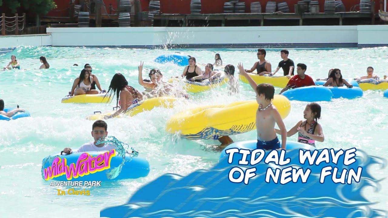Wild Water Adventure Park 2015 Youtube