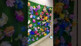 Photo Booth (Flower Wall)
