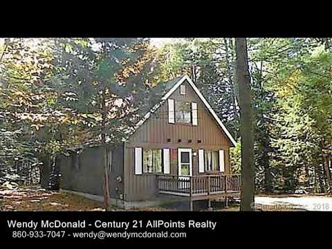 38  Lyon  Road , Woodstock  CT 06282 - Real Estate - For Sale -