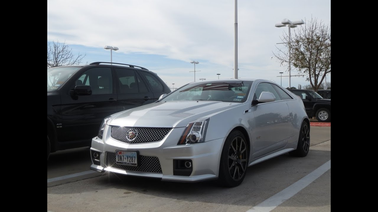 best cadillac cts v exhaust sounds