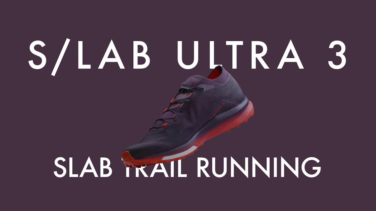 SLAB ULTRA 3   Salomon Running - YouTube