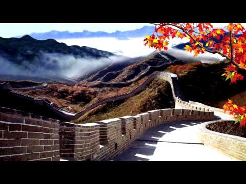 Beautiful Chinese Music | The Great Wall | Study, Relax, Meditation