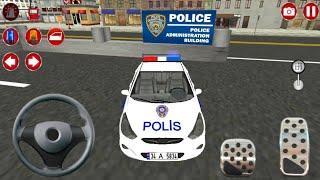 Türk Polis ve Araba Oyunu Similatörü 3D | Polis Oyunu İndir Oyna | #6