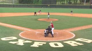 Jacksonville State Baseball Highlights - JSU 1, Southeast Missouri 4 - April 14, 2018