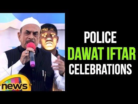 Hyderabad Police Dawat-e- Iftar Sri Mahmood Ali, Dy.CM of TS Speech | Mango News