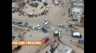 900,000 Displaced: Northwest Syria Update