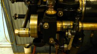 4 HP Slide Valve Otto Special Electric