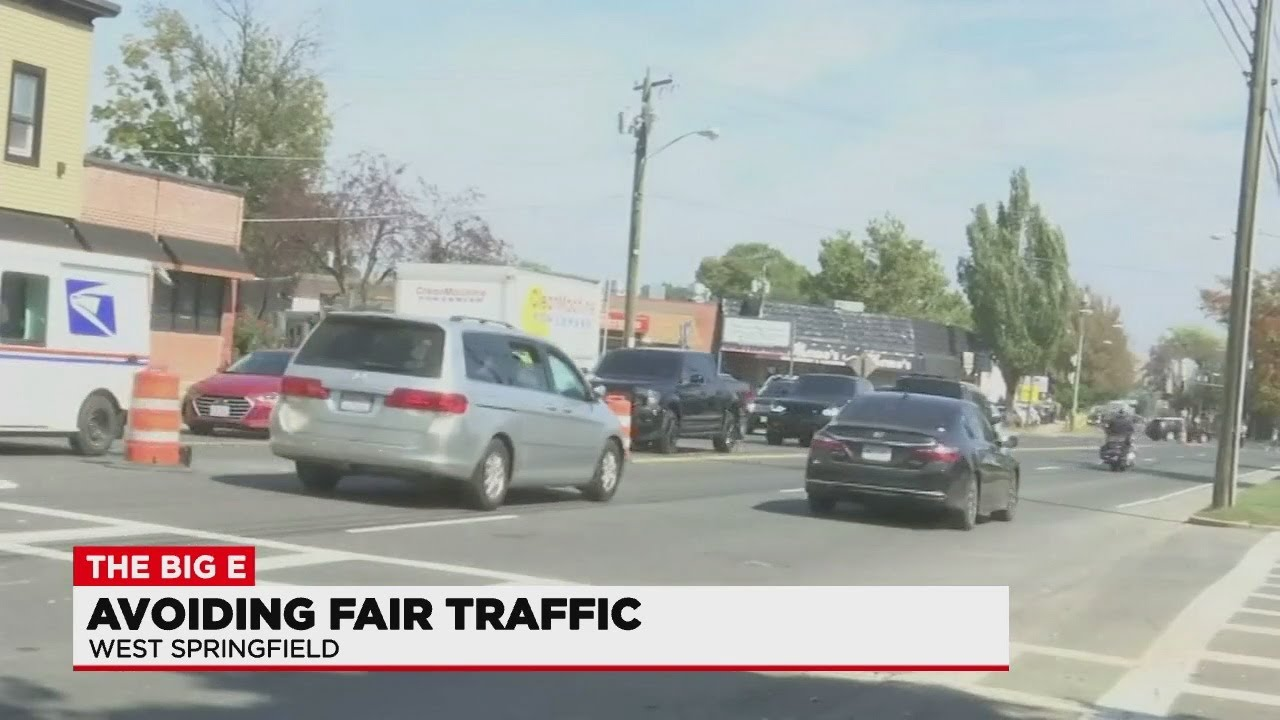 Getting Answers: Local officials preparing for Big E traffic