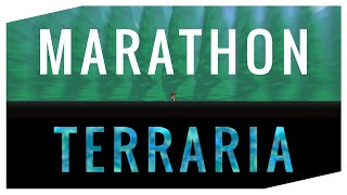 How long does it take to run a marathon in terraria   MODDED vs VANILLA