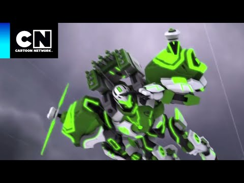 MAX STEEL: TURBO-GUERREIROS | Max Steel | Cartoon Network