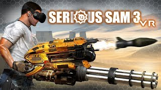 Serious Sam 3 VR: BFE Launch Trailer