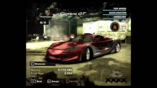 Need For Speed: Most Wanted (2005) test video