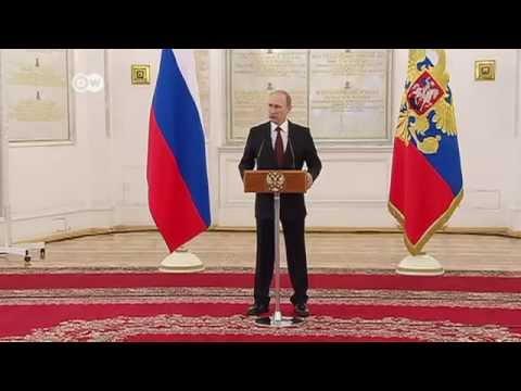 Putin calls Obama | Journal