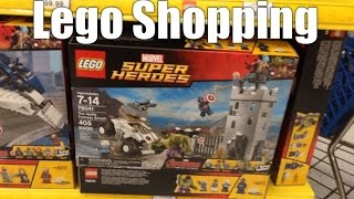 Lego Shopping - Daily VLOG #343 (Dec 15/15)